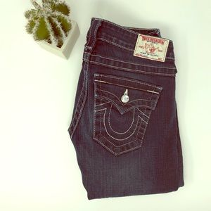 •true religion• billy boot jeans